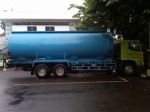 Hino FL235JW Bulk Carrier